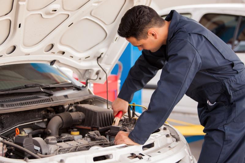 Auto Service Industries